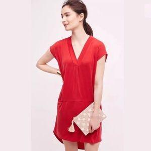 Dolan red dress